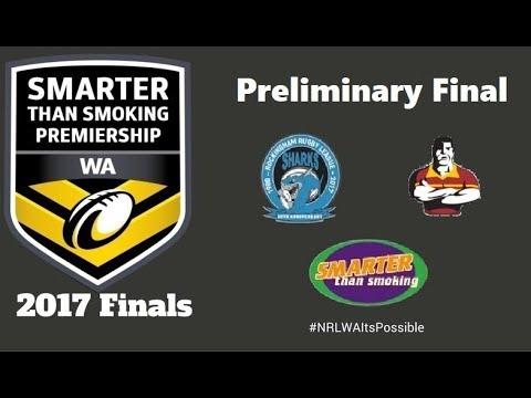 NRL WA 2017 Premiership - Preliminary Final