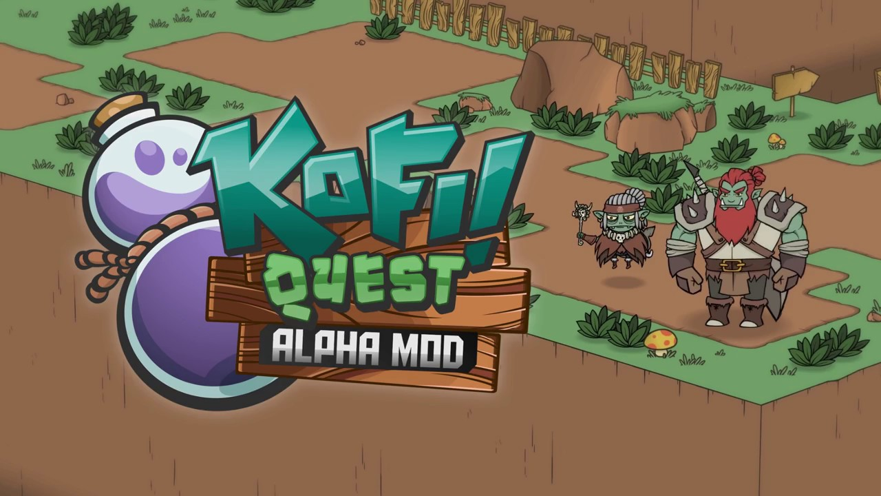 Kofi Quest: Alpha MOD – Loftur Studio