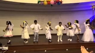 Oru nimisham daivame dance czerin