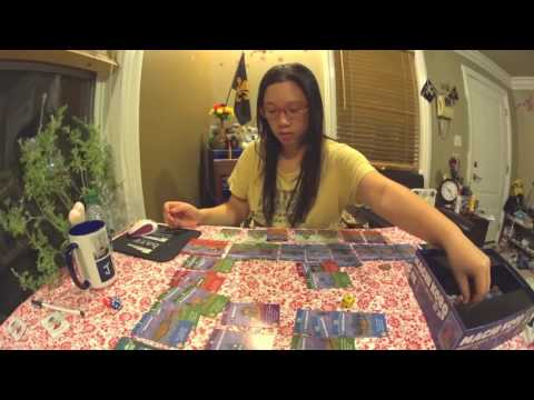 JSAdventure #179 - Trying Out Machi Koro Bright Lights, Big City Boardgame (中英字幕)