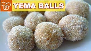 How to Make Yema Balls