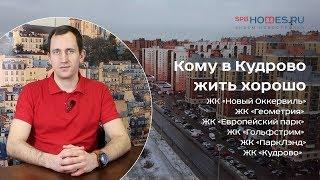 Кому в Кудрово жить хорошо? Транспортная доступность. Экология. Инфраструктура. Обзор новостроек.
