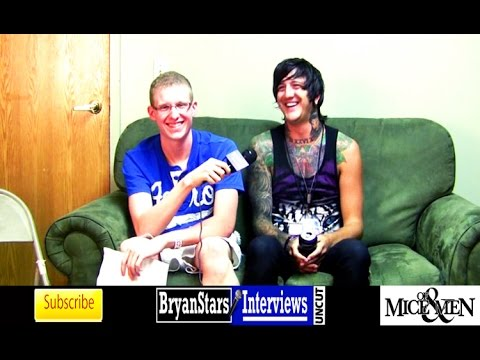 Of Mice & Men Interview #2 Austin Carlile UNCUT 2012