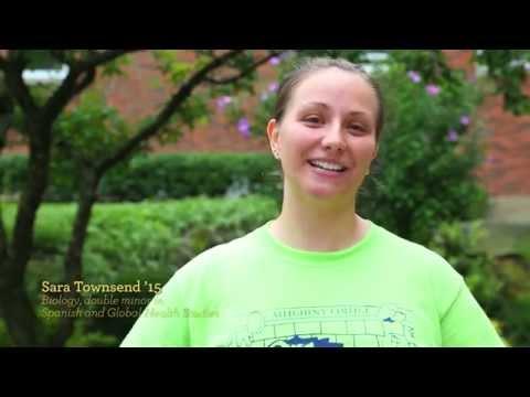 Freshman First Day - Allegheny College