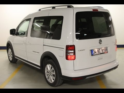 test vw caddy cross youtube. Black Bedroom Furniture Sets. Home Design Ideas