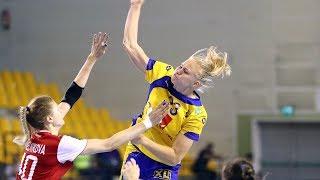 Sverige-Ryssland 2018-08-18 VM U18 1/2 final (23-29)