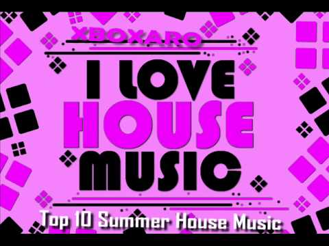 Top 10 summer house music hits 2011 part 2 playlist for Best house music playlist