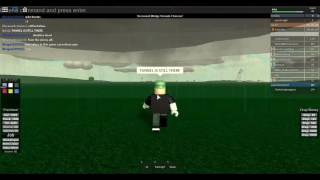 ROBLOX Storm Chasing on Project SLC S1E7 - EF2 Rips Through Newton School!
