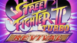 Super Street Fighter II Turbo Revival - Survival Mode Vs. 100 Challenge (GBA)