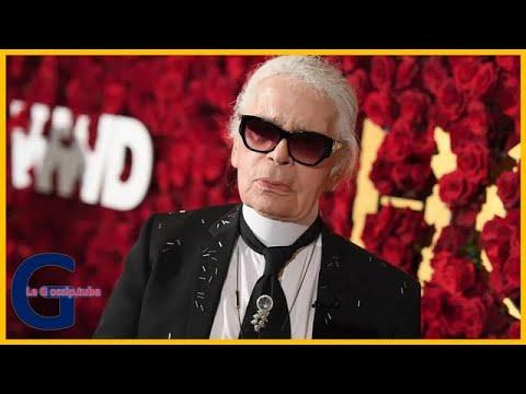 Karl Lagerfeld : mort du grand couturier à l'âge de 85 ans