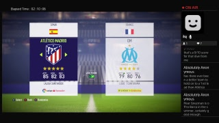 The match live   - athletico madrid  v marseille  europa league final 2018  full audio commentary