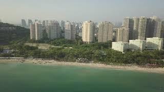 Аэросъемка бухты Дадунхай ноябрь 2019г