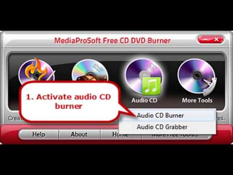How to Burn Audio CD Easily and Fast [How-To]