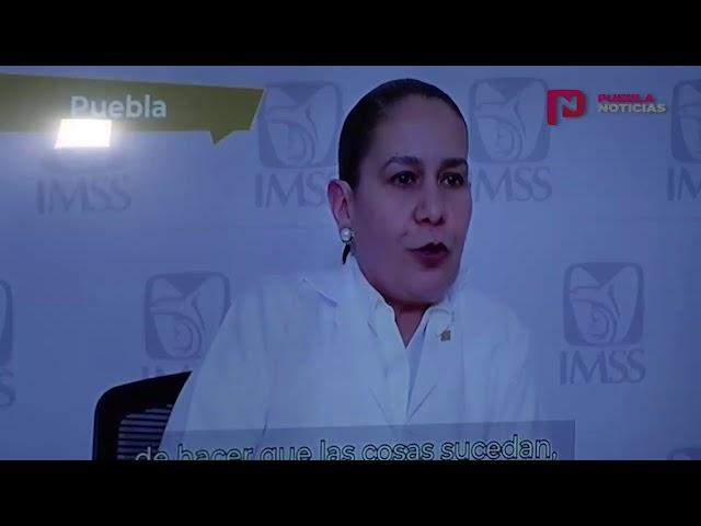#SET #PueblaNoticias IMSS tiene nueva delegada