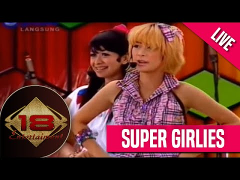 Super Girlies - Aw Aw Aw | Live at 100% Ampuh Global TV | 21 Juni 2012