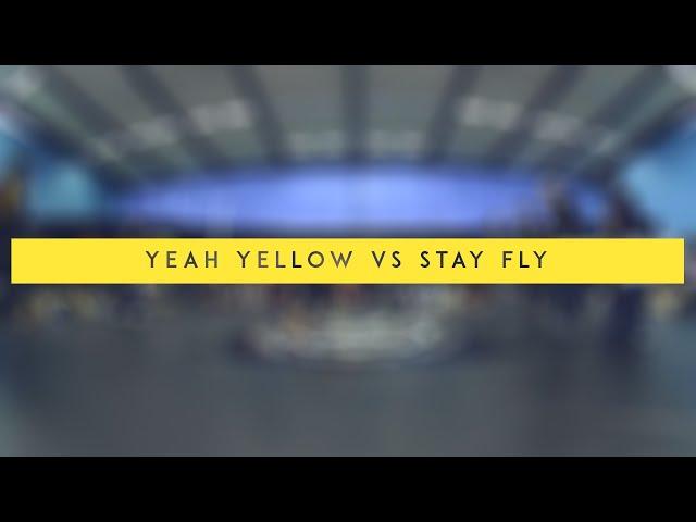 Yeah Yellow VS Stay Fly   1/4 Break   WGTP 2014