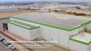 Instalación de Autoconsumo Industrial de 550 kW para Cool Vega