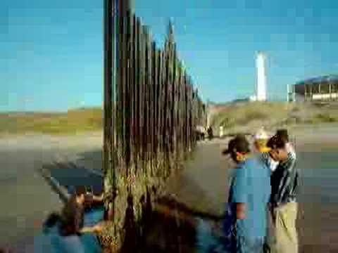 border crossing in 5 seconds