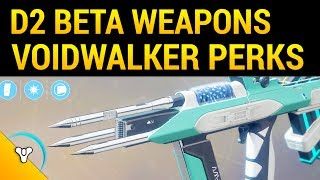 Destiny 2: Weapon Perks, Riskrunner Exotic, Warlock Subclasses Review