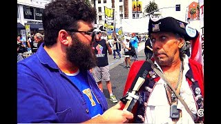 Insane Anti-Trump Protesters Shut Down Hollywood Blvd | FLECCAS TALKS