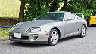 2000 Toyota Supra SZ (Canada Import) Japan Auction Purchase Review