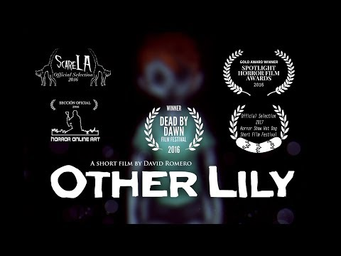 Other Lily horror animation by David Romero