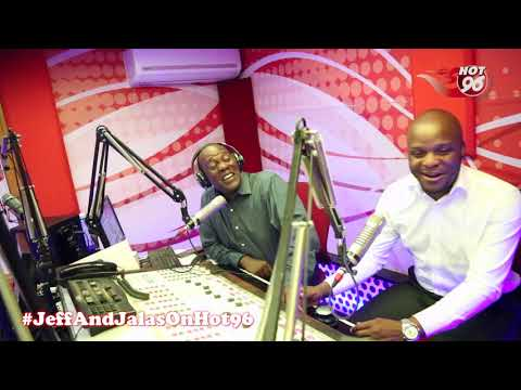 Jalango: There is radio and there is Hot 96