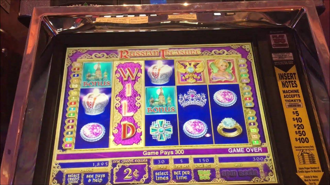 Russian Slot Games