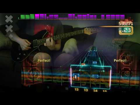 Rocksmith Remastered  Hard Score Attack  Finger Eleven Paralyzer