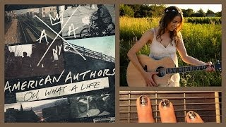 "❤ ""Best Day of My Life"" - American Authors Guitar Lesson 