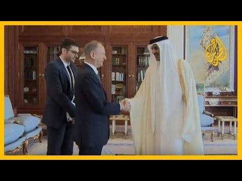 ???? ???? مباحثات قطرية روسية لتعزيز العلاقات الثنائية لاسيما المجال الأمني  - نشر قبل 3 ساعة
