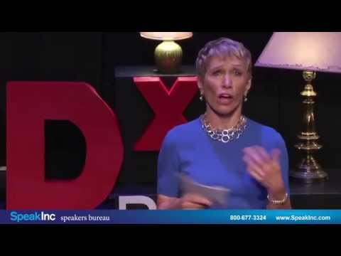 Keynote Speaker: Barbara Corcoran • Presented by SpeakInc • Rethinking Failure