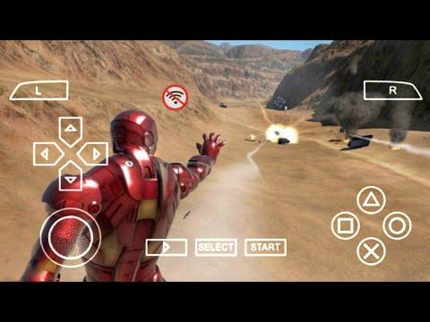 Top 7 Best Offline Iron Man Android Games | Offline Iron Man | [ High Graphics ]