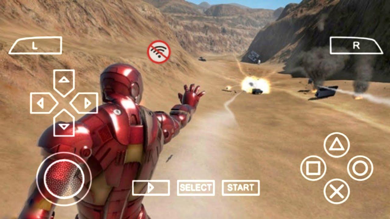 Top 7 Best Offline Iron Man Android Games   Offline Iron Man   [High Graphics]