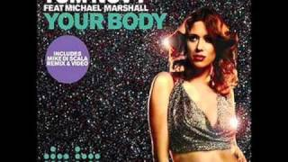 Tom Novy Ft. (Dj Kopi) Your Body (Club Mix)