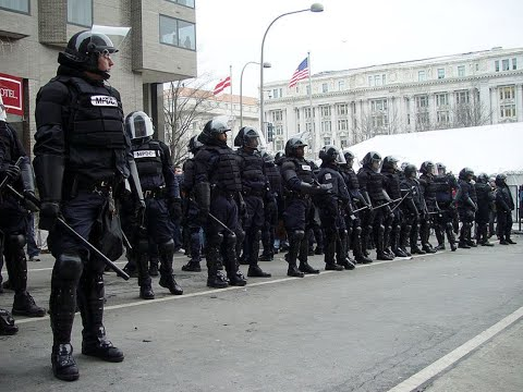 Moving Towards a Police State - Michael Ratner on Reality Asserts Itself Pt 7/7