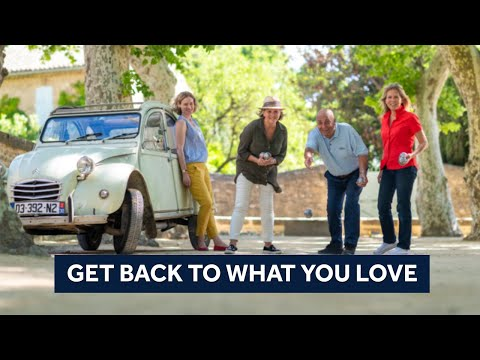 Insight Vacations - Get Back to What You Love