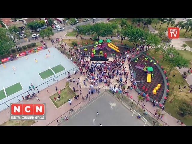 CINCO TV - La comunidad de Ricardo Rojas celebró su 62° aniversario