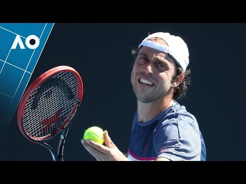 Duckworth v Lorenzi match highlights (1R) | Australian Open 2017