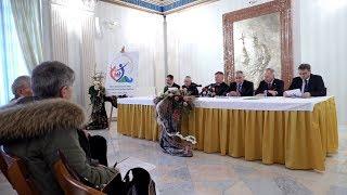 Predstavljen logo Trećega nacionalnog susreta hrvatskih katoličkih obitelji u Solinu