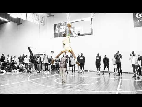 Bol Bak Mixtape - Melbourne High School Basketball Phenom