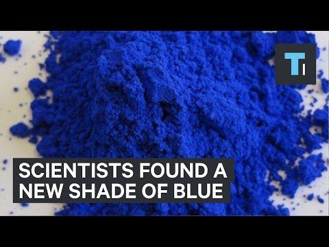 Ερευνητές ανακάλυψαν μία νέα απόχρωση του μπλε [εικόνες & βίντεο]