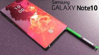 Samsung Galaxy Note 10 - ЭТО БУДЕТ СЕНСАЦИЯ!!!
