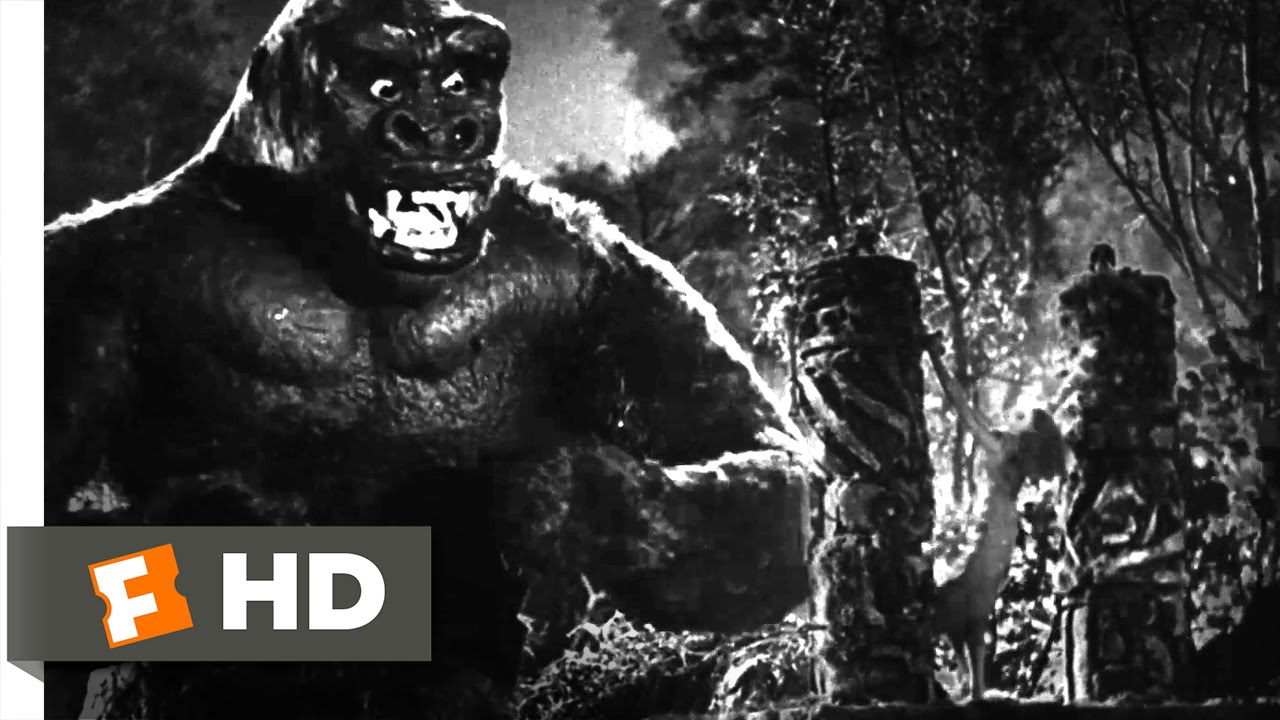King Kong 1933 The Bride Of Kong Scene 1 10 Movieclips
