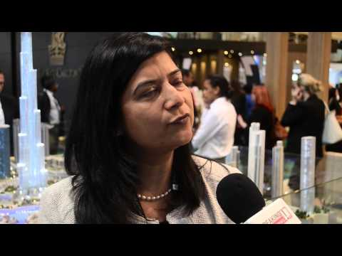 Seema Pande, group director of sales and marketing, Emaar Hospitality Group