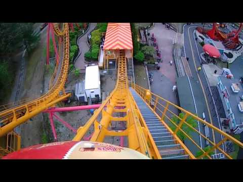 The Great Escape - Flashback / Boomerang- Front Row POV : May 13, 2017