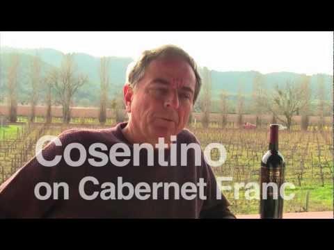 Mitch Cosentino Discusses Cabernet Franc