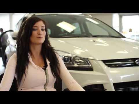 2014 Ford Escape Review by Goauto.ca