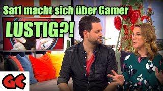Hat SAT1 sich über Gamer LUSTIG gemacht!?!? | Kolumne