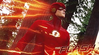 ''The Flash VS. Cicada'' - NEW FLASH SEASON 5 SUIT! (GTA 5 Flash Mod)